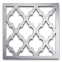 Profil Lubang Perforated Metal Panels